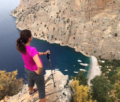 Dünyanın En Güzel Yürüyüş Parkuru: Likya Yolu